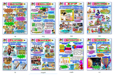 High Quality Bulletin for Grade 5 (4th Quarter) | DEPED ...