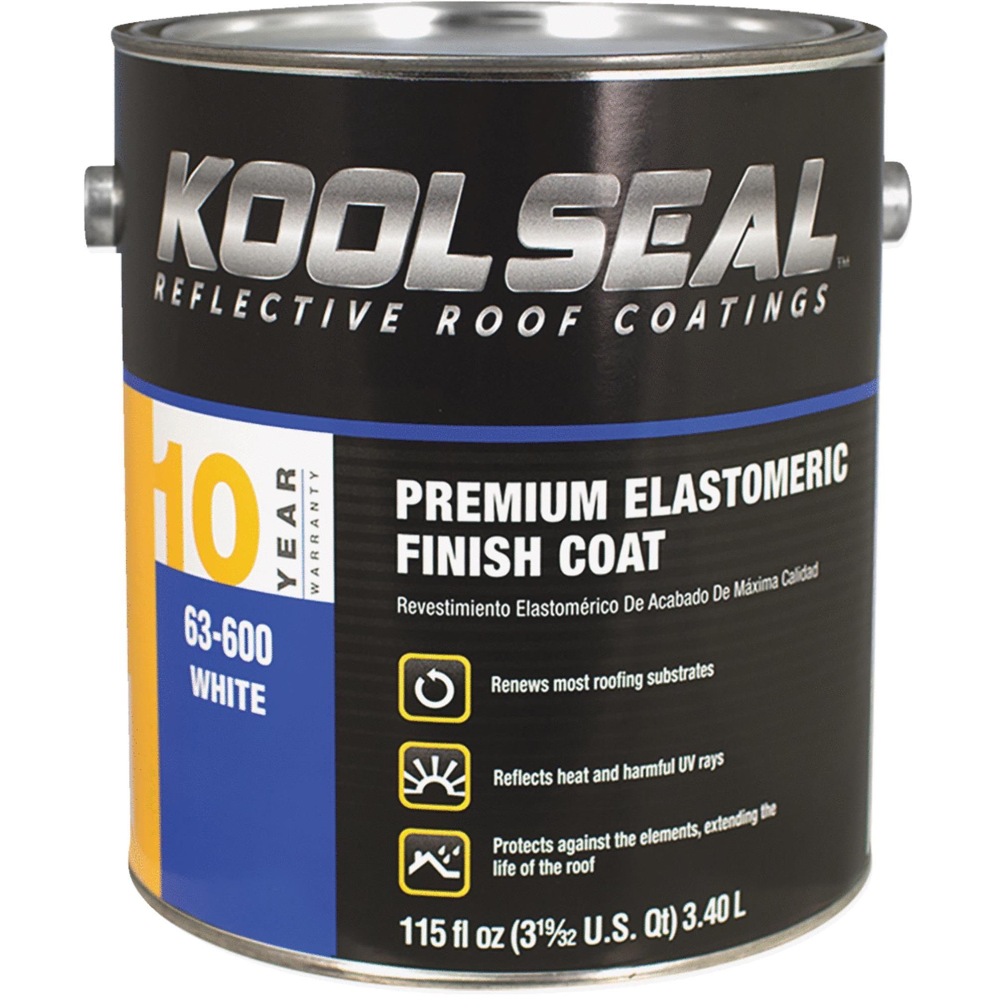 Premium White Elastomeric Roof Coating Walmart Com In 2020 Elastomeric Roof Coating Roof Coating Rubber Roof Coating