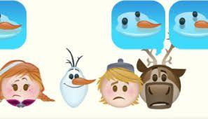 Resultado de imagen para videos de emojis _ frozen