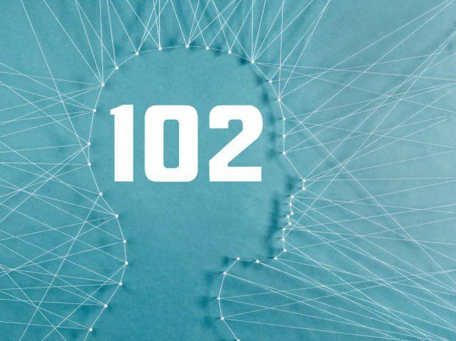 Din mentale alder er 102, og din mentale personlighed type er Tænkeren. Du er følsom og kreativ, og du sætter pris på læring og eventyr. Du er en sandhed-søgende. Du nyder læsning og filosofiske ekspeditioner. Menneskeheden kan regne med dig at afdække alternative veje til at modstå forhindringer og komme videre. Du er Tænkeren.