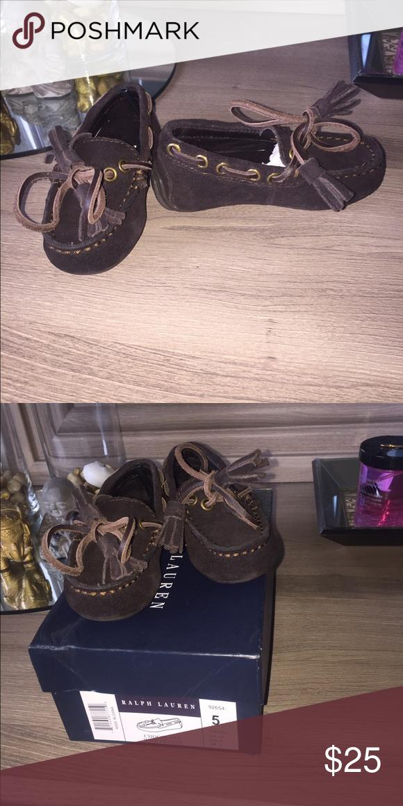 Ralph Lauren Suede Loafers Suede Loafers Ralph Lauren Shoes Dress Shoes