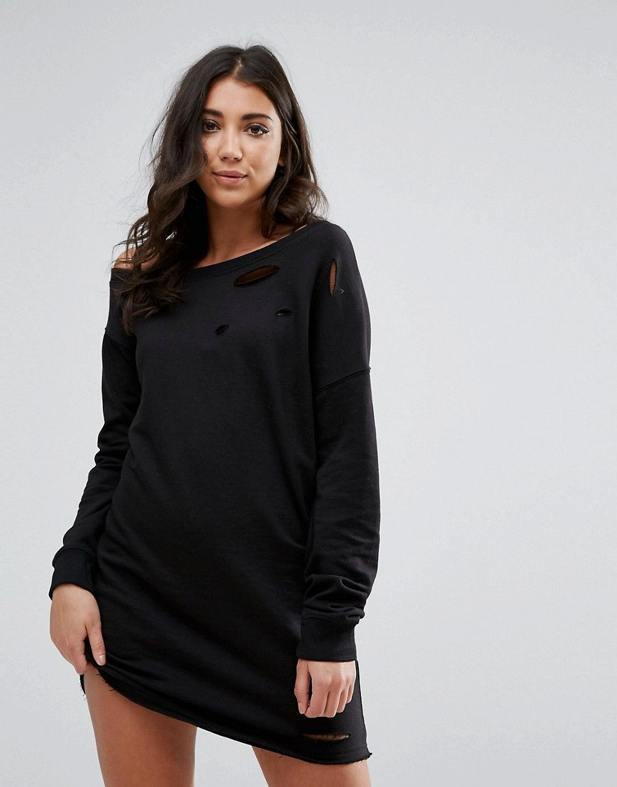 Get this Missguided's jersey dress now! Click for more details ...