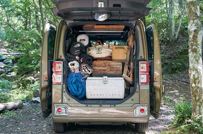 車載スペース節約の救世主的ギア5種 収納コンパクト イケてる道具でスマートキャンプ Camp Hack キャンプハック キャンプ 車載 キャンプ収納