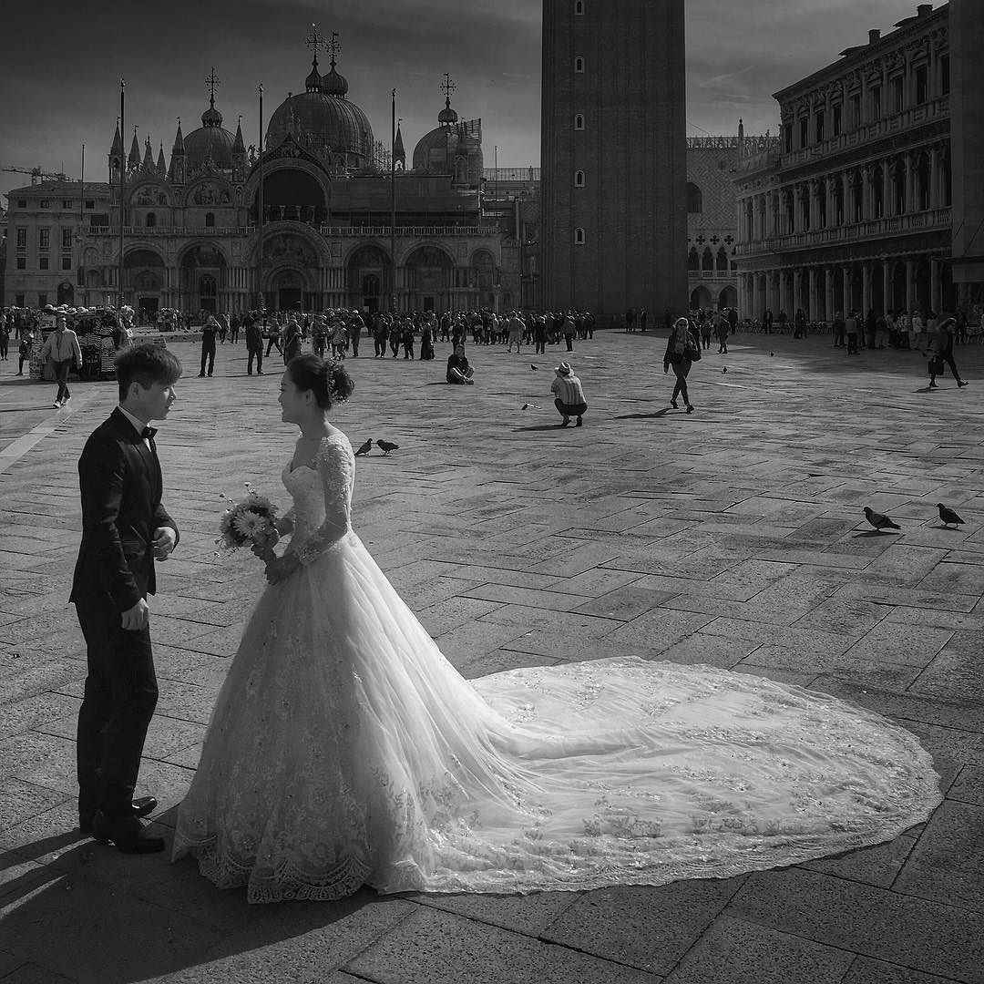 Wedding in Venice by bettio