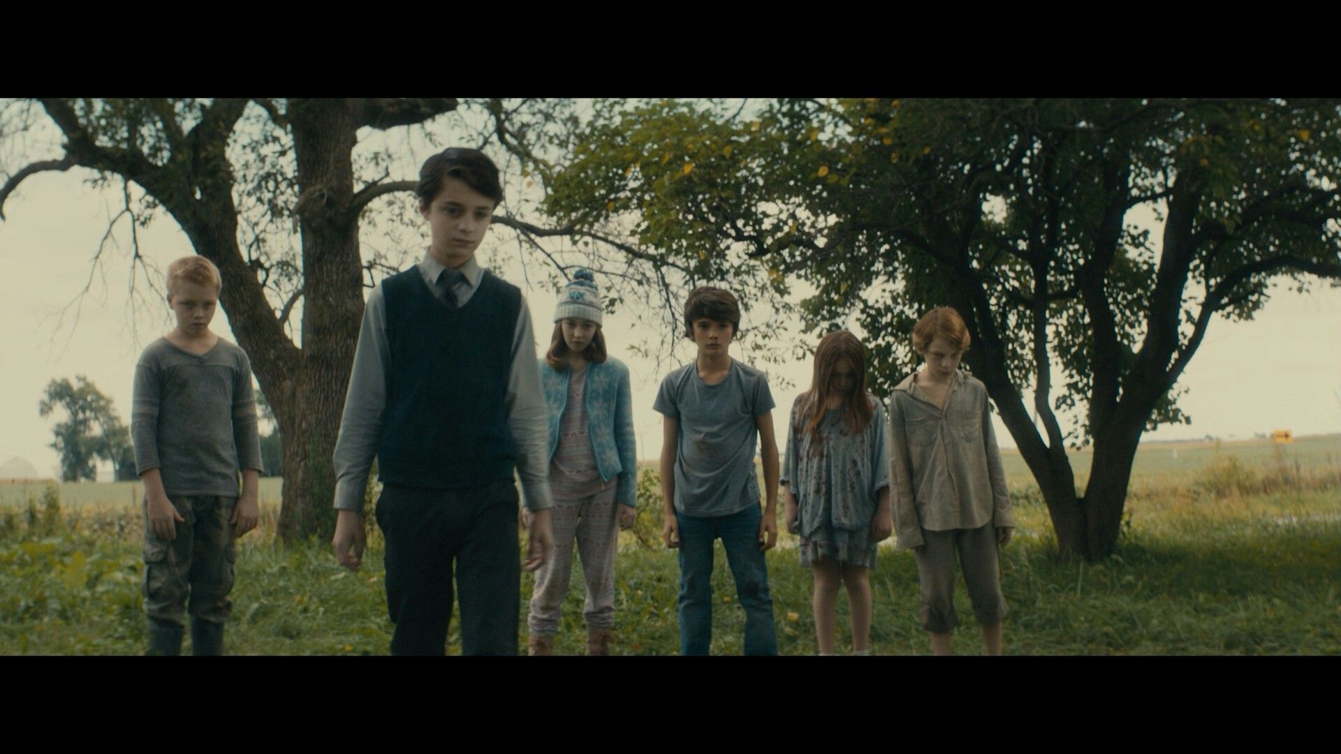 Sinister 2 Ghost Children Sinister Scenes Behind The Scenes