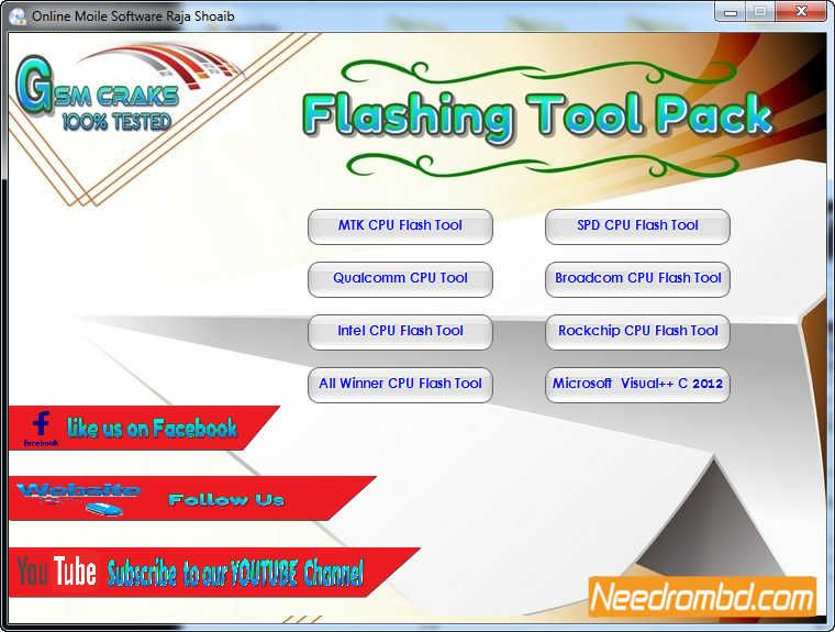 All In One Flash Tool Free Download | Smartphone Firmware
