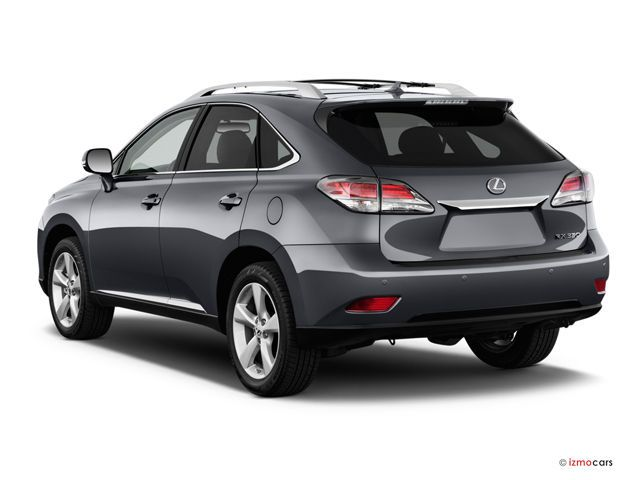 2015 Lexus Rx 350 Pictures Angular Rear U S News Best Cars