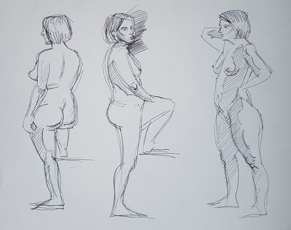 Photos - Life Drawing Manchester (Manchester, England