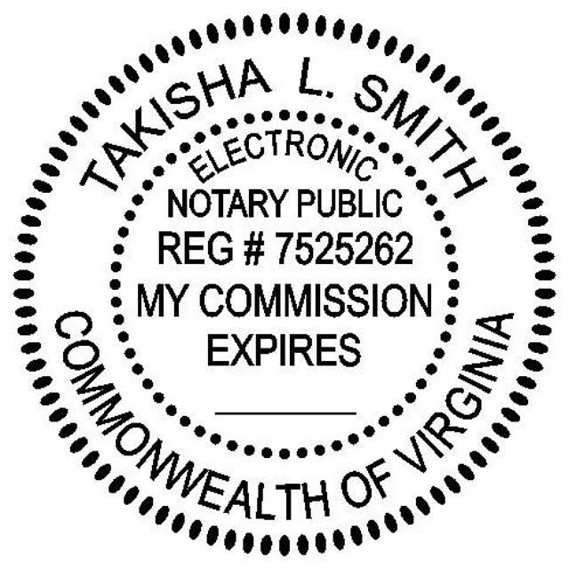 2nd step in obtaining my e-notary commission from the