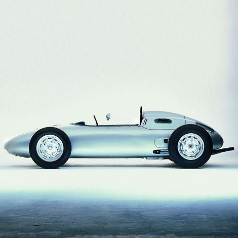 —1960 Porsche 718 Monoposto F2