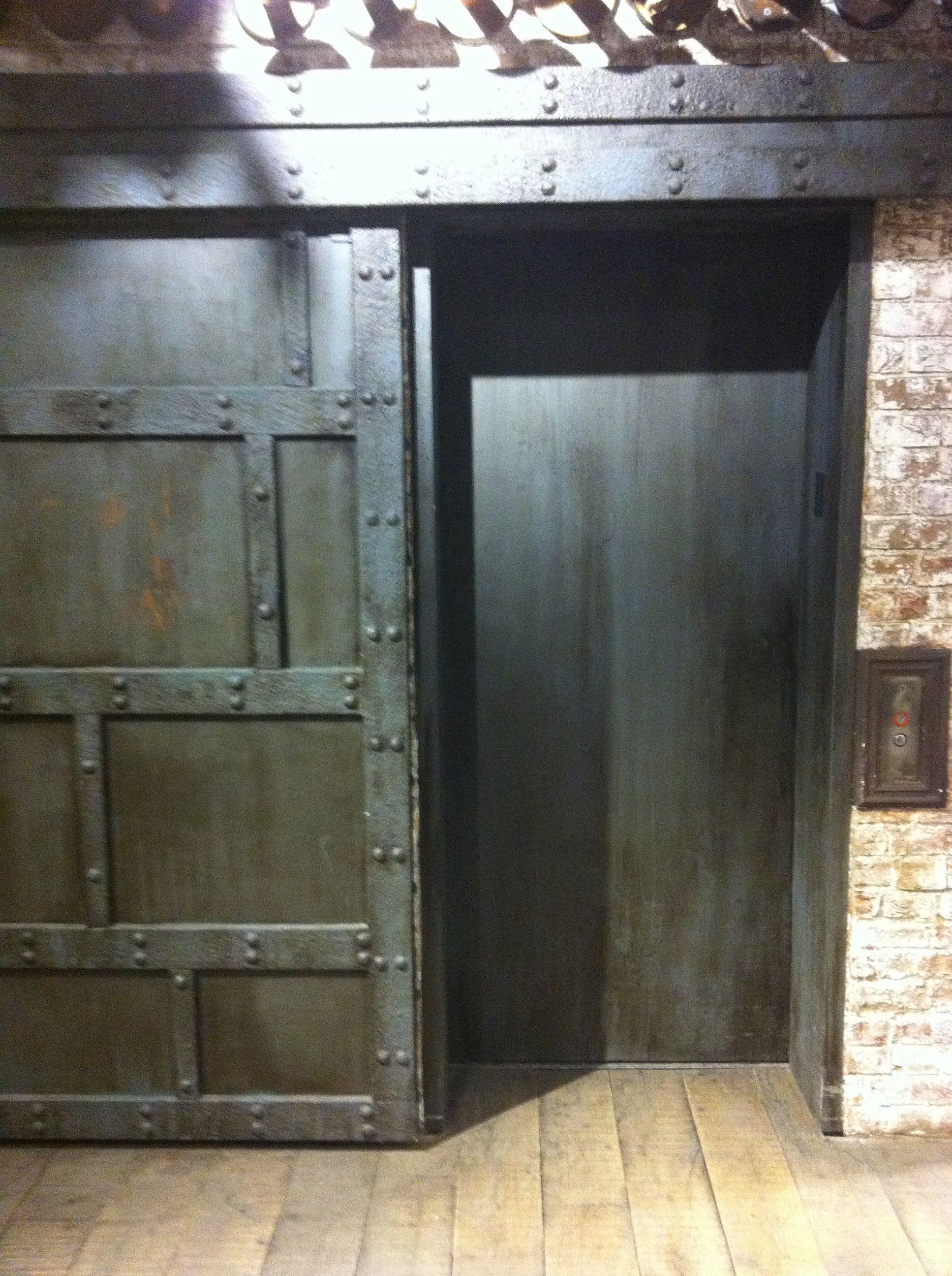 Very Cool Front Door Lift Straightaway To Loft Shut The Front