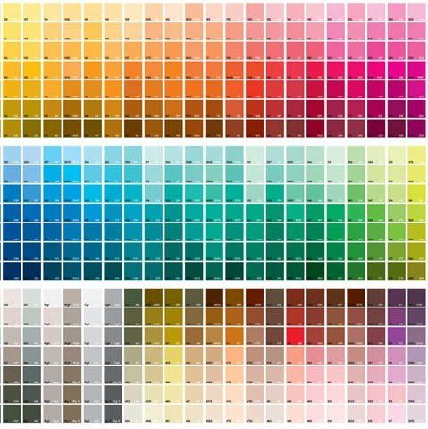 Express Printed Colour Calendar, Digital File, Custom Print - SurfacePatternPrint