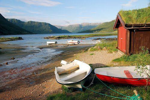 Gullesfjordbotn, Norway