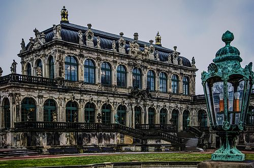 Dresden Zwinger Porzellanpavillon Neue Bearbeitung Dresden Reisen Pavillon