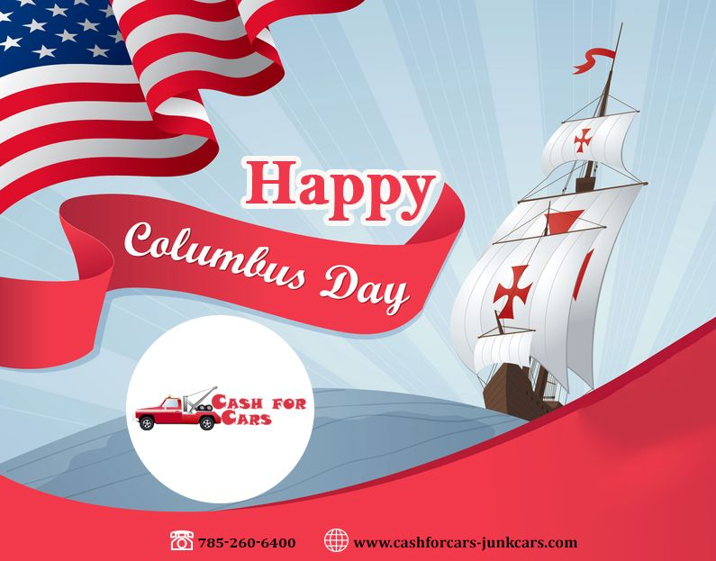 Let celebrate Columbus Day by taking inspiration from
