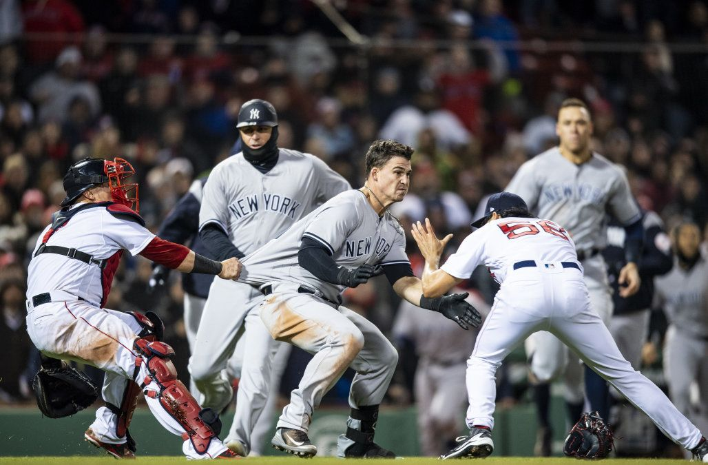 Yankees, Red Sox reignite the best rivalry in baseball