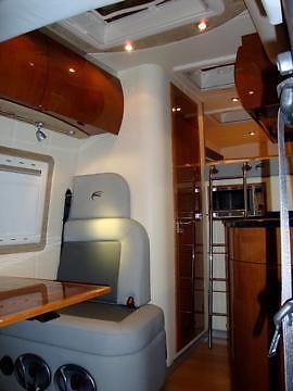 Rc Motorhomes Iveco Daily 65c18 Motorhome Motorhomes For Sale Motorhome Camper Van