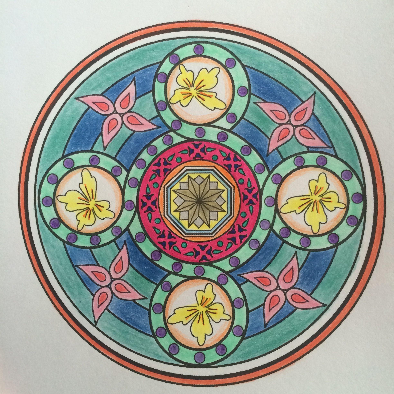 Mandala De Familia Y Amor Mandalas Figuritas