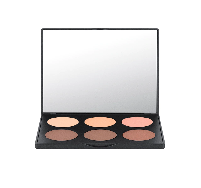 Highlighting + Contouring Makeup Contour palette