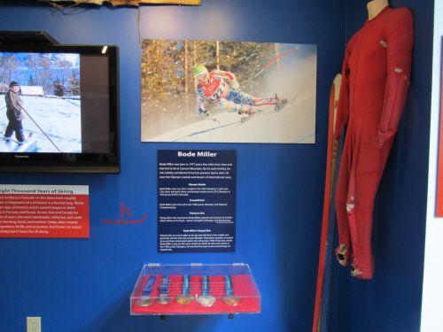 Bode Miller's Olympic medals