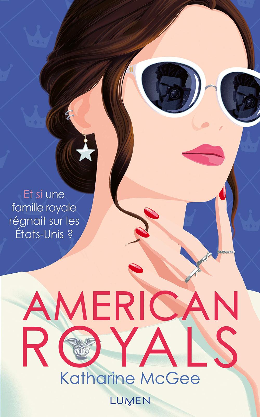Amazon.fr American Royals Katharine Mcgee, Laureline