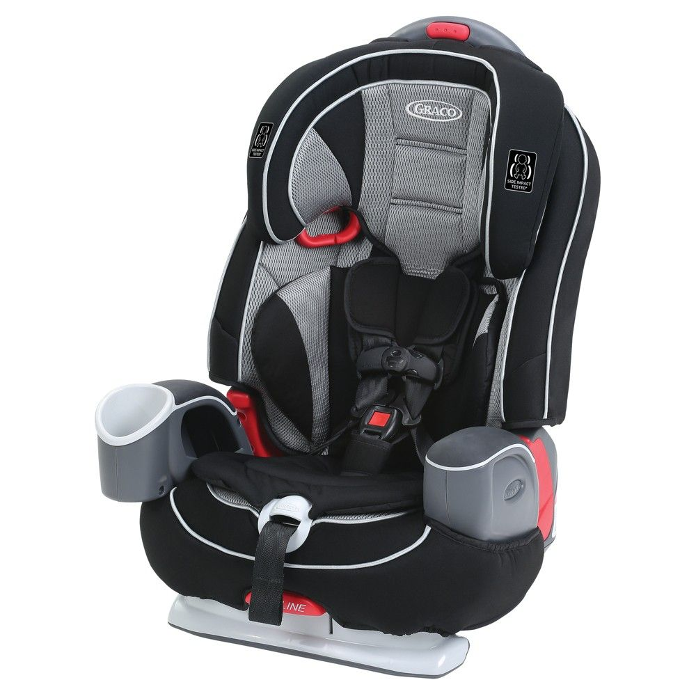 Graco Nautilus 65 Lx 3in1 Harness Booster Matrix Baby Car