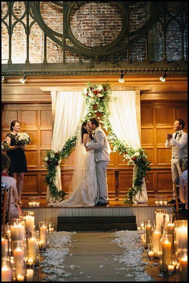 The Loft On Pine Wedding Wedding White Wedding Pretty Wedding