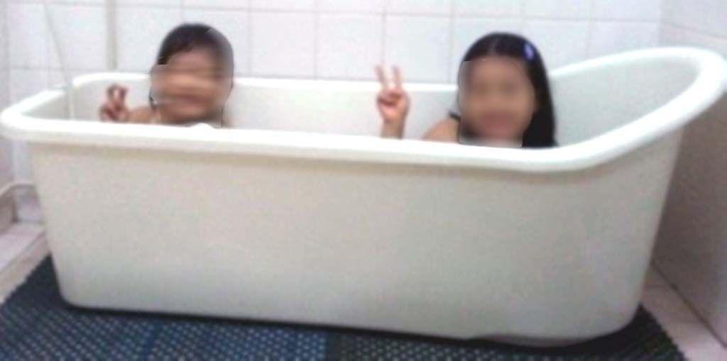 Superior Portable Bathtub Kids