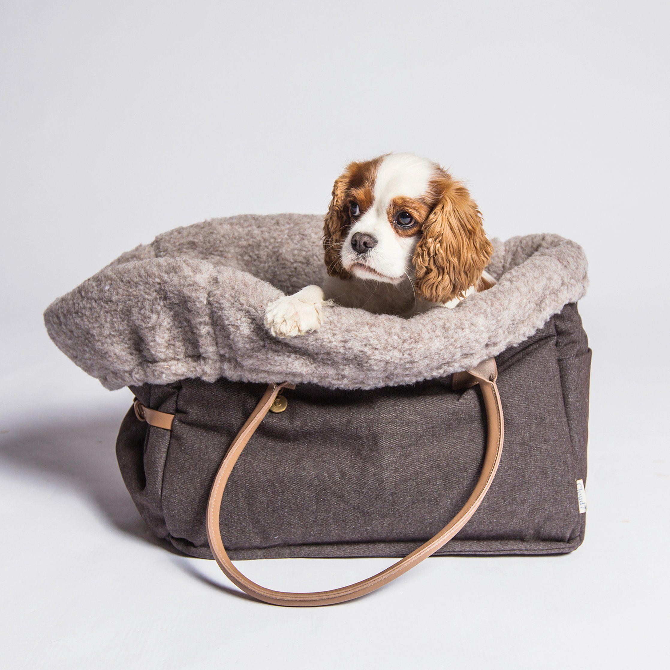 Cloud7 Heather Brown Dog Carrier Dog Carrier Brown Dog Luxury Dog Carrier