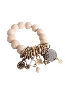 Accessories :: Bangles & Bracelets :: ring vintage charm chunky beads bangle - Korean Fashion @ 스타일지