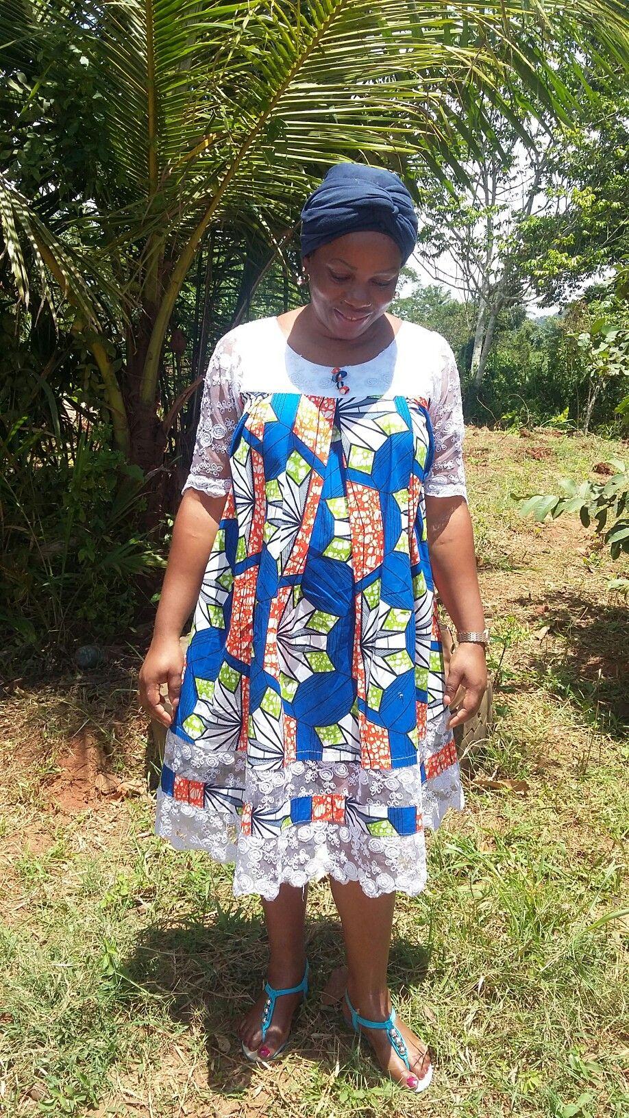 Kaba ngondo (avec images)   Robe africaine tendance, Mode ...