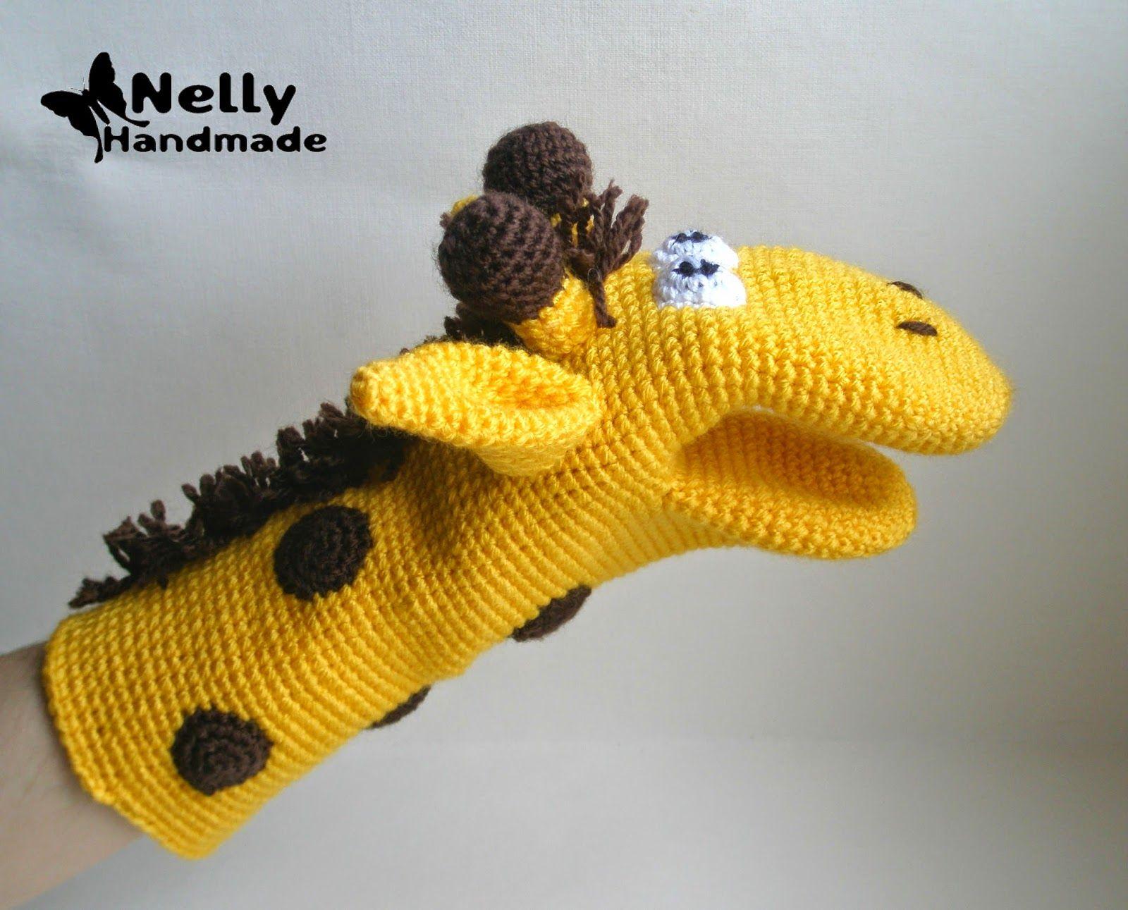 Titere | Crochet | Pinterest | Jirafa, Patrón gratis y Patrones