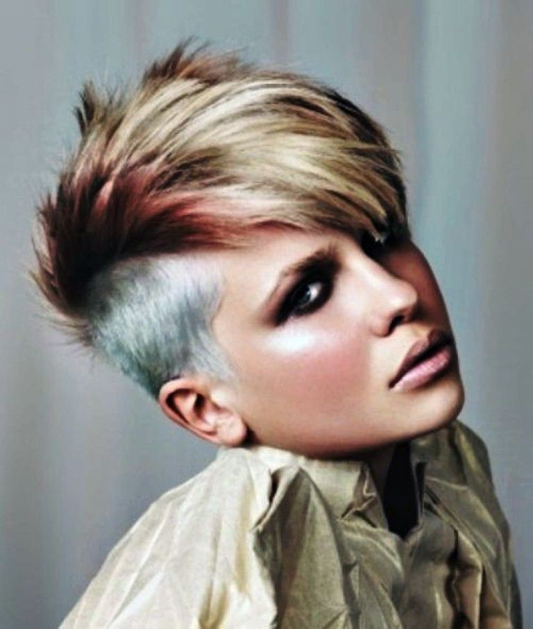 Groovy 1000 Images About Cancer On Pinterest Mohawk Hairstyles For Short Hairstyles Gunalazisus