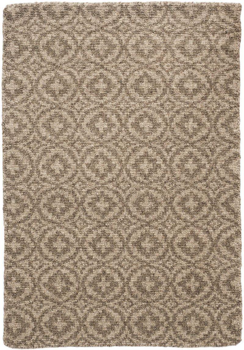 Drysdale Natural Wool Loom Hooked Rug In 2020 Rug Hooking Rugs Loom
