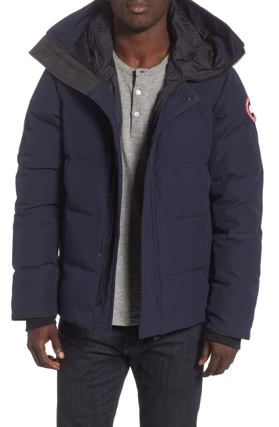 Canada goose macmillan slim fit hooded parka in 2020