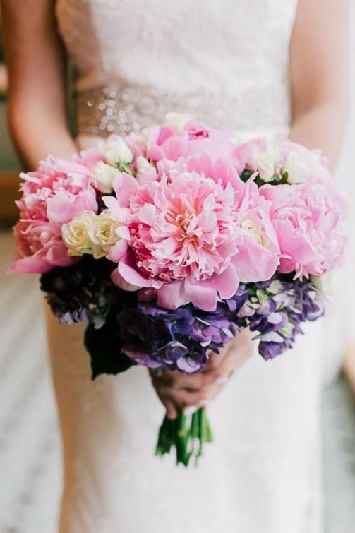 Purple And Light Pink Wedding Ideas Theme