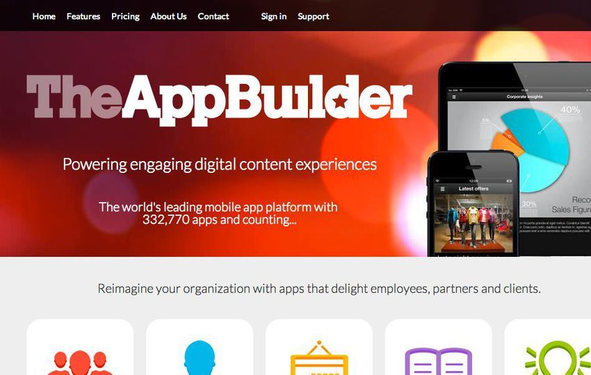 10 Excellent Platforms for Building Mobile Apps Apps - free mobile resume builder