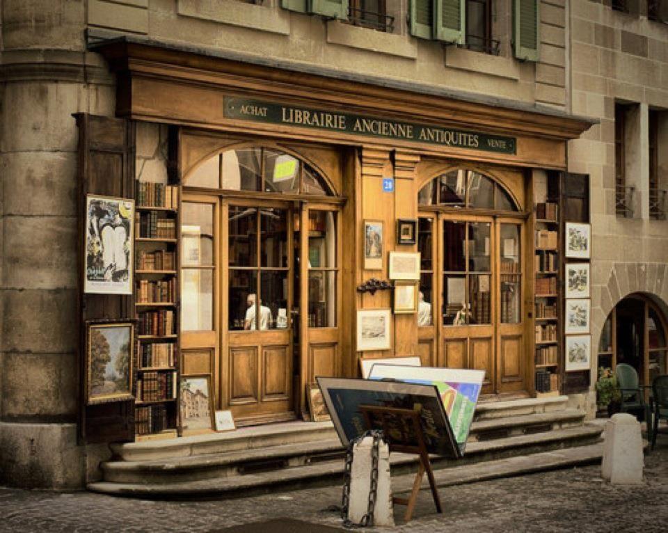 Library of Ancient Antiquities (Geneva, Switzerland)