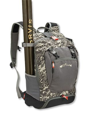 Just found this fly fishing packs safe passage anglers for Backpacking fishing kit
