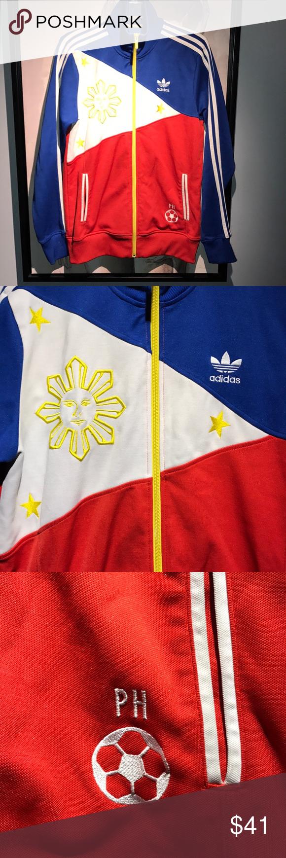 Adidas filippine traccia giacca pinterest adidas, prezzo scontato