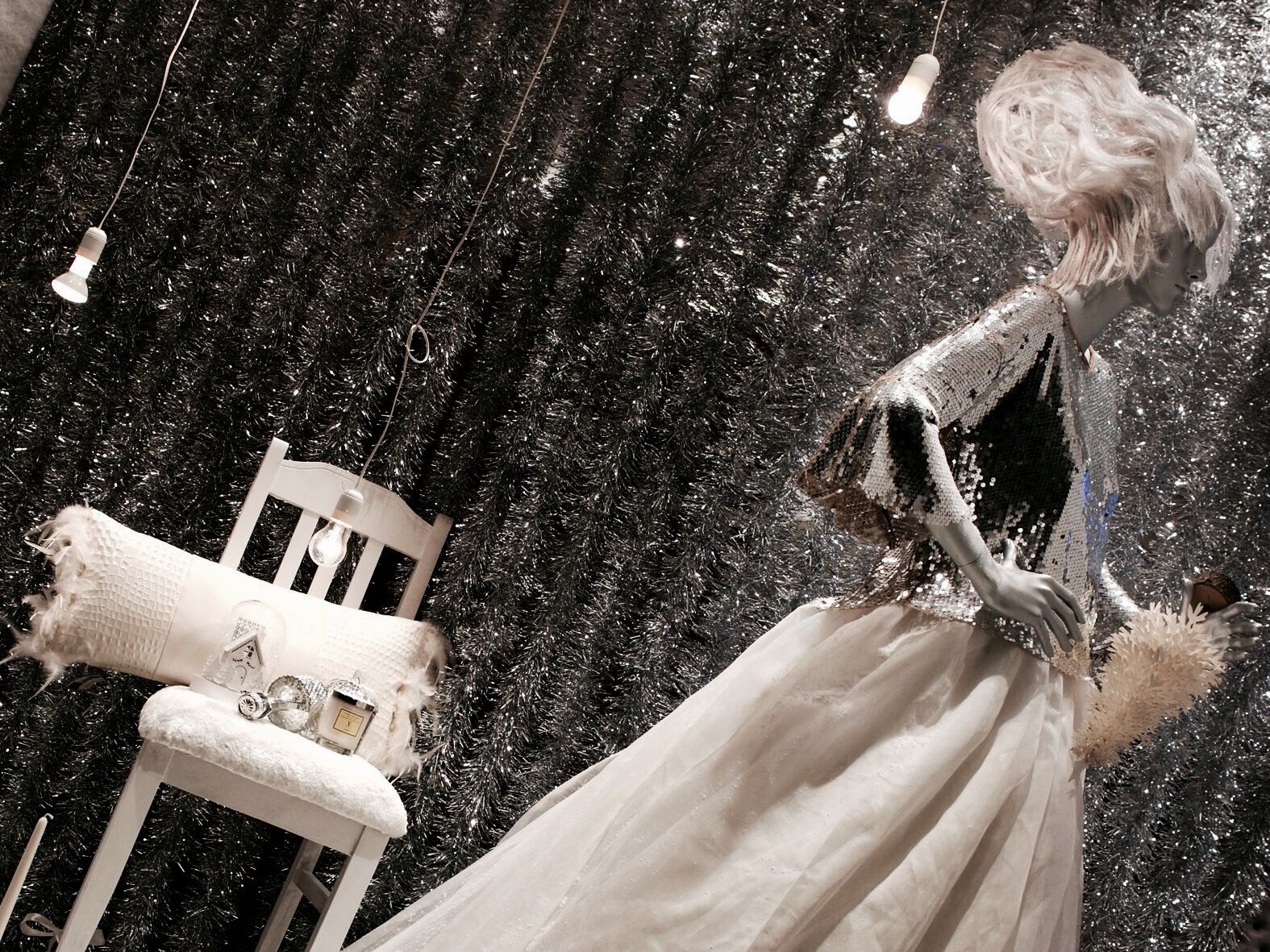 Creaci N Para Escaparate De Navidad Estudio Decoraci N Gonzalo  # Muebles Balmaseda