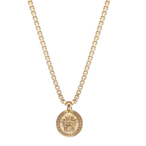 Versace medusa rapper necklace 1025 liked on polyvore versace medusa rapper necklace 1025 liked on polyvore featuring mens fashion mens aloadofball Gallery