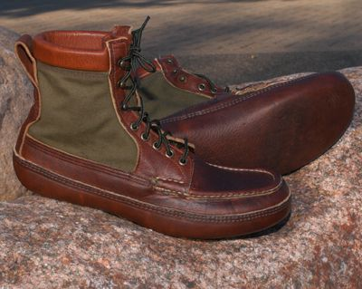 e856a3bd982 The W.C. Russell Moccasin Company has been making custom fitted and  handcrafted moccasins