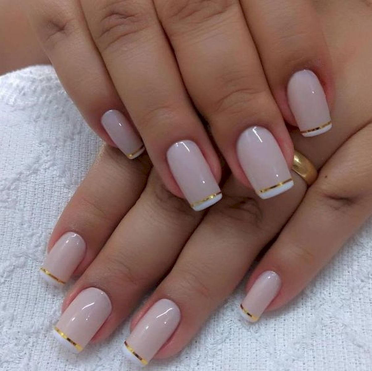 100 Best Nails Summer 2019 Color Trends Ideas 53 Bezowe