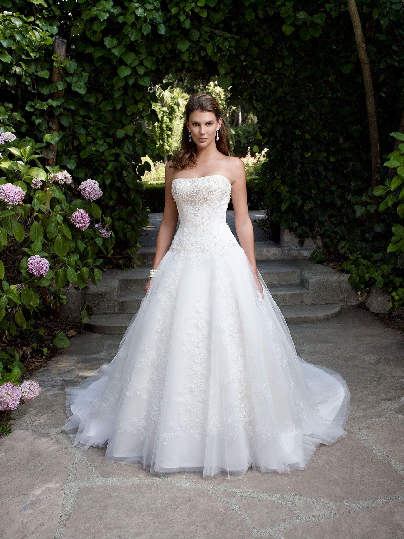 Casablanca Bridal Style 2033 Casablanca bridal gowns