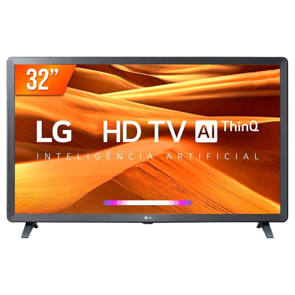 Smart Tv Led 32 Lg 3 Hdmi 2 Usb Bluetooth Wi Fi Active Hdr