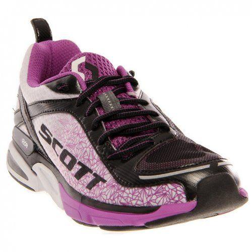 e465229aff68b Scott Womens eRide Support2 Athletic ShoesWhiteViolet6 M US >>> You ...
