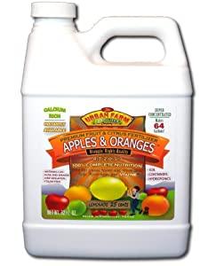10 Best Fertilizer For Citrus Trees 2020 Reviews Guide Citrus Trees Urban Farming Orange Fruit