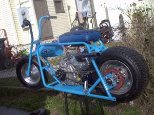 old school mini bikes - Mini Bike Frames For Sale