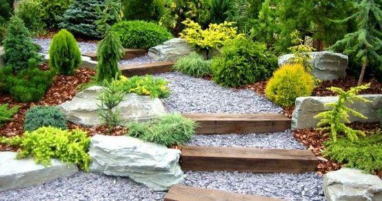 terraced backyard landscaping ideas | Terraced garden ideas by ...